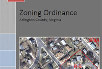 zoning ordinance update